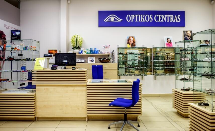 OPTIKOS CENTRAS
