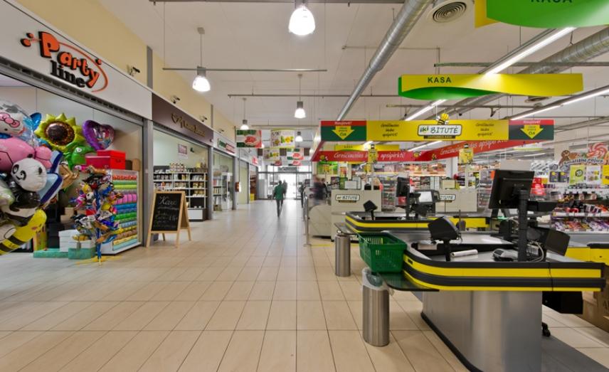 IKI prekybos centras