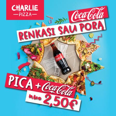 """Coca-cola"" renkasi sau porą."