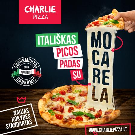 Itališkas picos padas